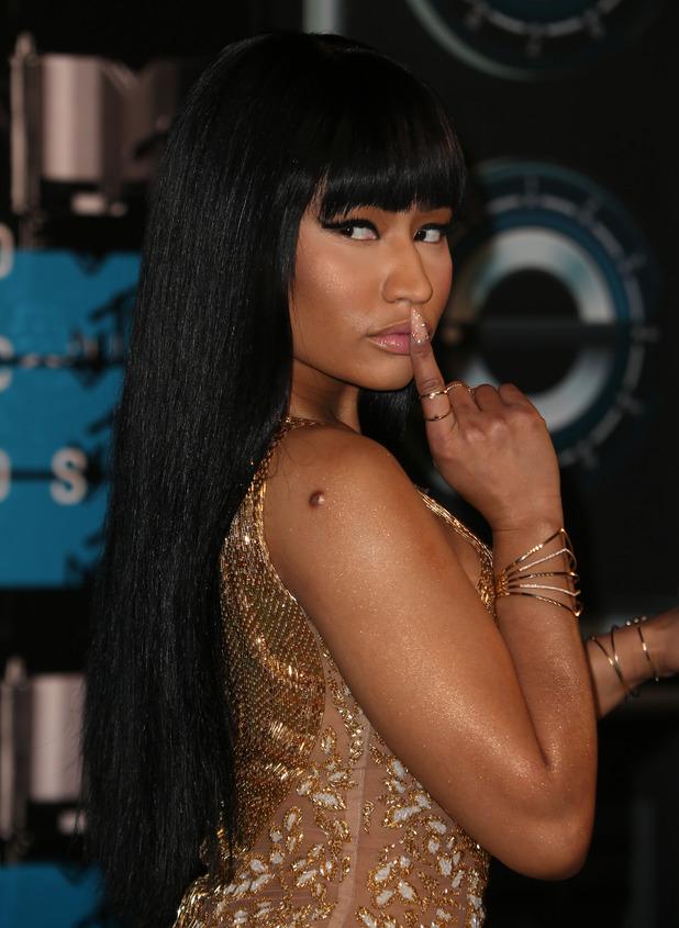 Nicki Minaj at the 2015 MTV Video Music Awards - 08/30/2015.