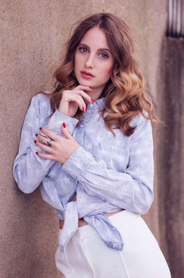 Nailed London X Rosie Fortescue Gel Wear Polish campaign picture two 15th September 2015