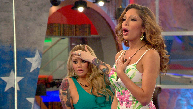 CBB Day 18: Jenna and Farrah re-enter the house