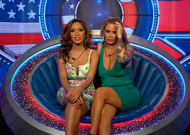 CBB Day 18: Jenna and Farrah re-enter the house and feel alienated