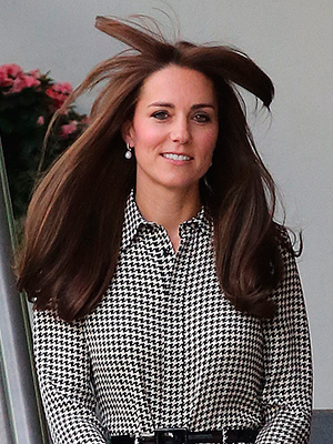 The Duchess of Cambridge visits the Anna Freud Centre 17 Sep 2015
