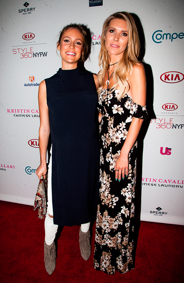 Kristin Cavallari By Chinese Laundry presentation during Spring 2016 Style 360 at Row NYC on September 17, 2015 in New York City.