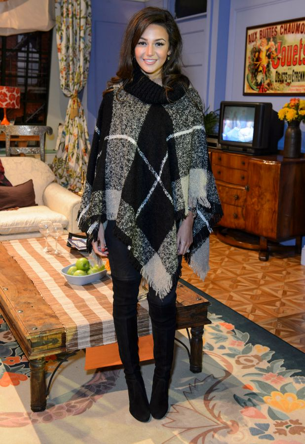 Comedy Central's FriendsFest Michelle Keegan 15 Sep 2015