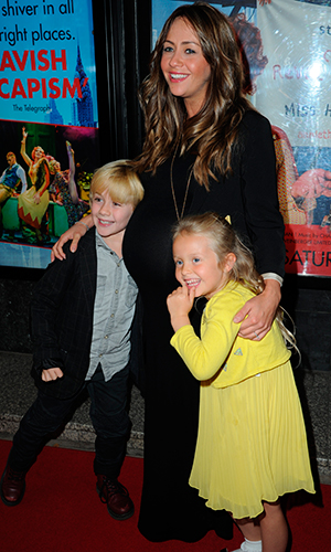 Samia Ghadie at The Opera House Manchester for the Press Night of the family musical Annie