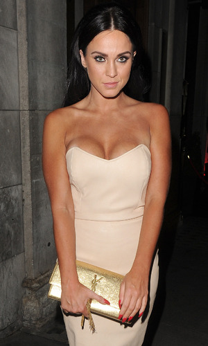 Vicky Pattison out in London 2 September