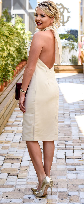 Lydia Rose Bright at Cavalli Club in Marbella 25th Septembe 2015