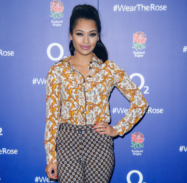 Vanessa White attends Wear The Rose Live at The O2 Arena on September 9, 2015 in London, England.