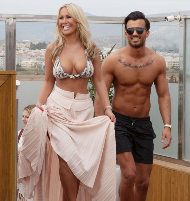 Michael Hassini and Kate Wright: TOWIE's new cast members 22 September