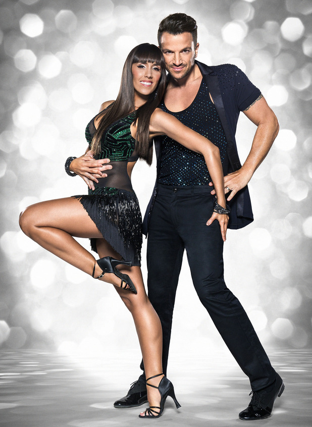 Strictly Come Dancing 2015: Peter Andre and Janette Manrara