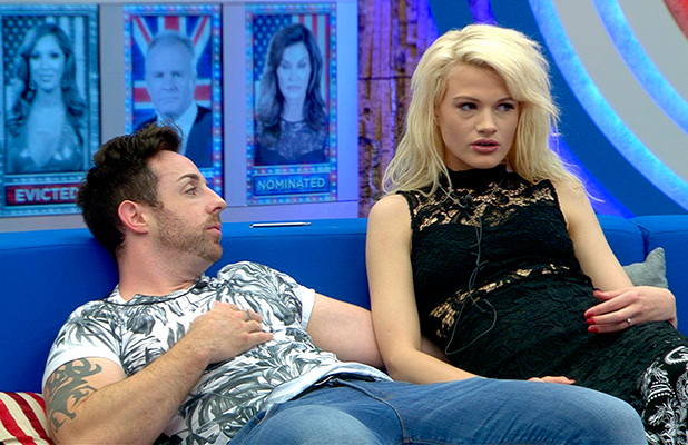 CBB Day 27: Chloe and Stevi