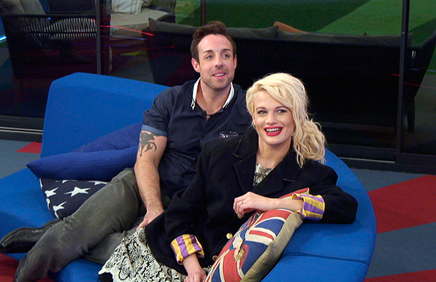 CBB's Stevi and Chloe Final night in house