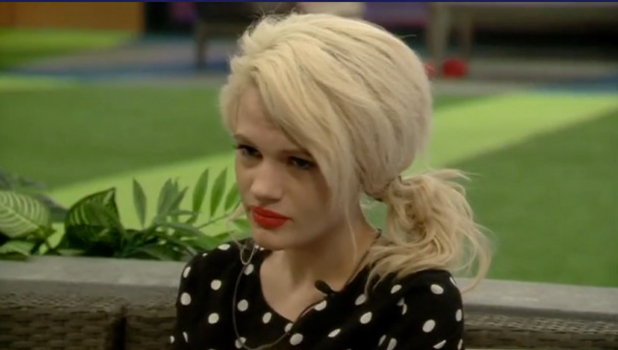 CBB Day 25: Stevi annoyed Chloe is with Janice