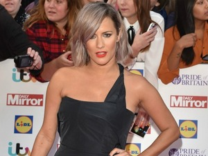 Pride of Britain Awards held at the Grosvenor House Caroline Flack