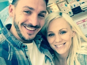 Former TOWIE star Kirk Norcross becomes a dad to baby daughter Violett