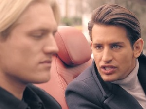 Ollie Locke and Richard Dinan star in Made In Chelsea's brand new trailer for series 10 - 29 September 2015.