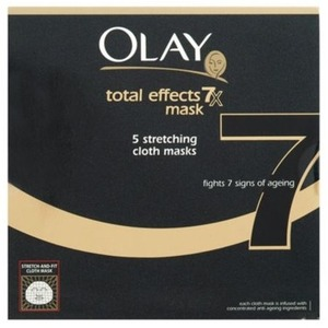Olay Total Effects Stretching Cloth Masks