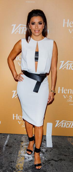 Eva Longoria at Latino Variety event in Los Angeles, 1st October 2015