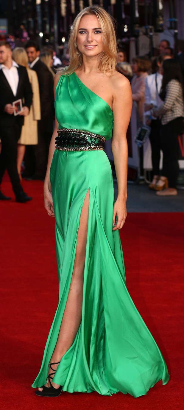 Kimberley Garner at VUE Leicester Square for The Intern Premiere, 28th September 2015