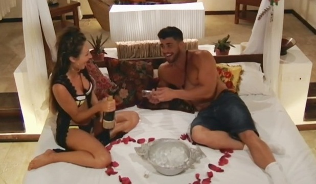 Megan McKenna and Rogan O'Connor, EOTB 29 September