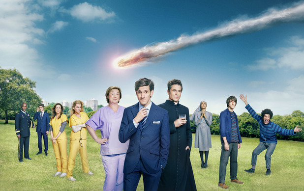 You, Me And The Apocalypse, Wed 30 Sep