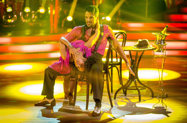 Peter Andre tops Strictly Come Dancing leaderboard in week one - Saturday 26 September 2015.