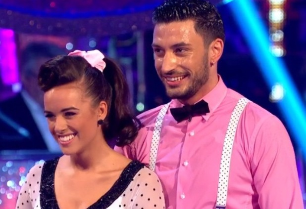 Georgia May Foote makes Strictly debut 26 September