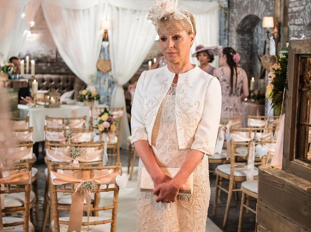 Corrie, Sally's wedding, Mon 5 OCt