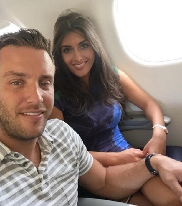 Elliott Wright and Sadie Stuart, Instagram 27 September