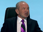 Lord Alan Sugar missed out on fronting Celebrity Apprentice in America