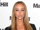 TOWIE's Lauren Pope stuns in own collection at Mark Hill Hair launch!