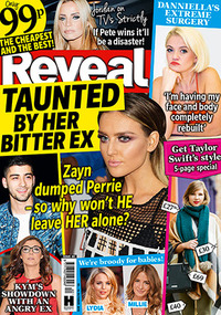 Reveal magazine cover issue 40