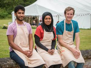 Great British Bake Off: Nadiya Hussain wins after 'flawless' weekend