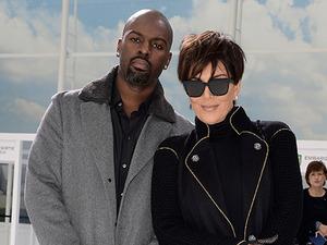 Kris Jenner returns to her flight attendant roots in Paris!