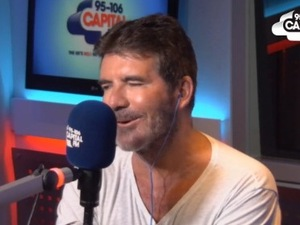 Watch Simon Cowell rapping Flo Rida's 'I Don't Like It, I Love It'