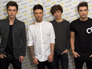 "Jaymi Hensley reveals Union J's pre-show ritual: ""It's mad, I know!"""