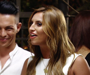 TOWIE: Ferne and Chloe Lewis row