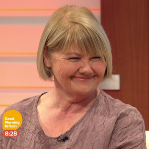 EastEnders actress Annette Badland appears on 'Good Morning Britain' -  10 October 2015.