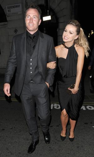 James and Ola Jordan, National Reality TV Awards 30 September
