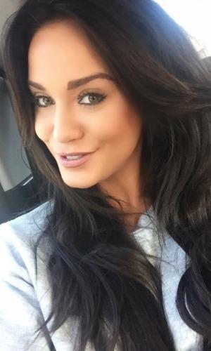 Vicky Pattison selfie, 4 October 2015