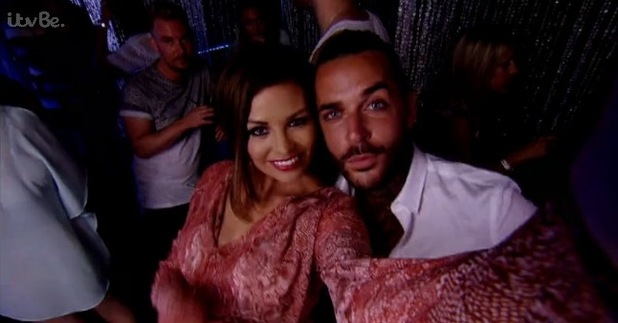 TOWIE - TOWIM series opener. Pete Wicks and Jessica Wright at Cavalli Club. Aired Sunday 4 October 2015.