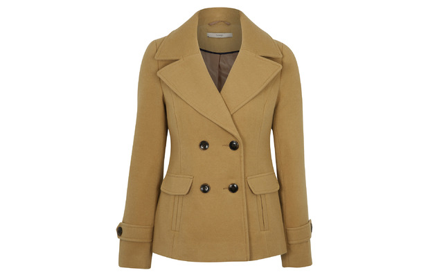 Camel Coat, George at Asda £25, 6th October 2015