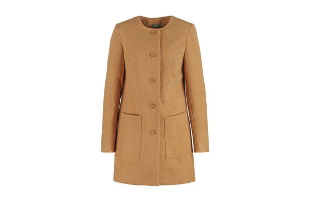 Camel Coat, Kiomi at Zalando £70, 6th October 2015
