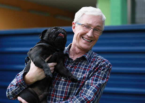 Paul O'Grady: For The Love Of Dogs, Thu 8 Oct