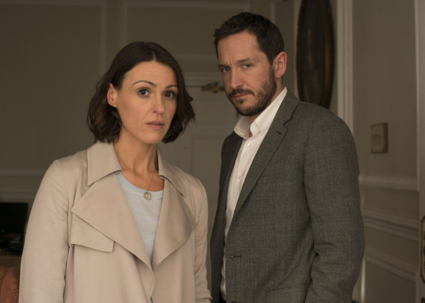 BBC One drama series Doctor Foster. Episode 3 - October 2015.
