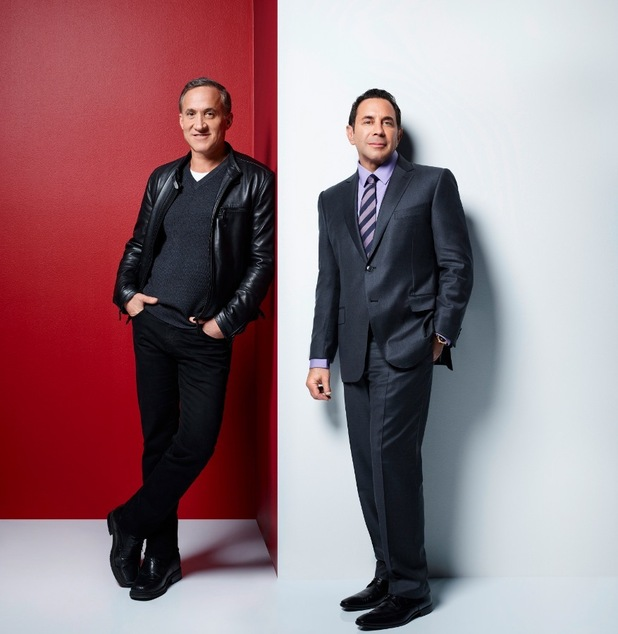 Doctors Terry Dubrow and Paul Nassif star in Botched on E!