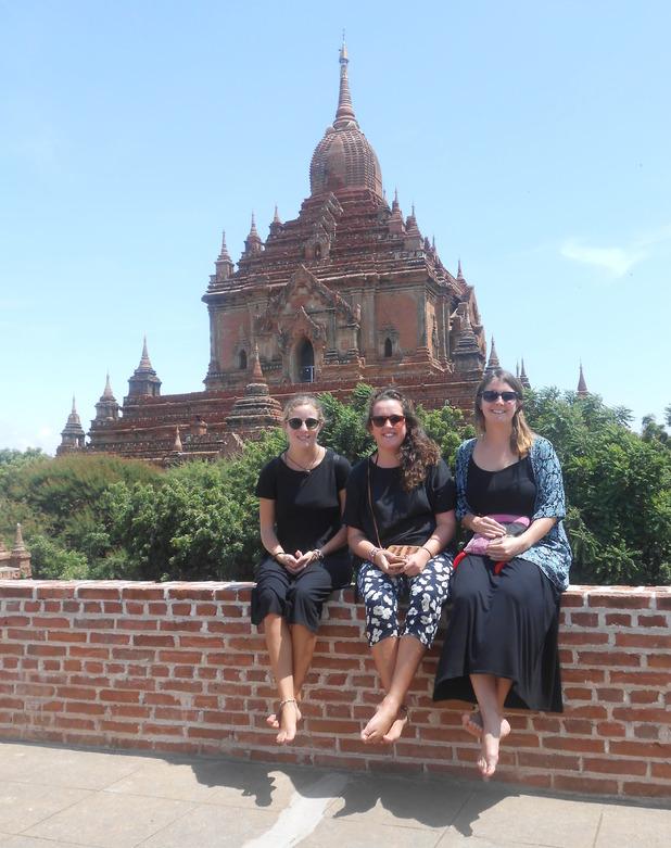 Bagan temples, Myanmar. 5/10/15