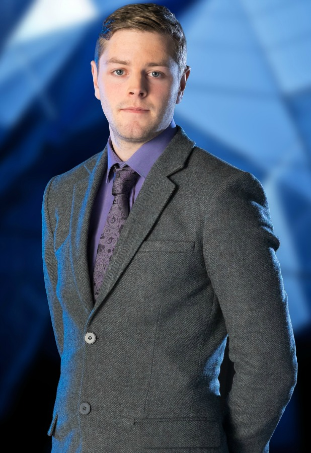 The Apprentice 2015 David Stevenson