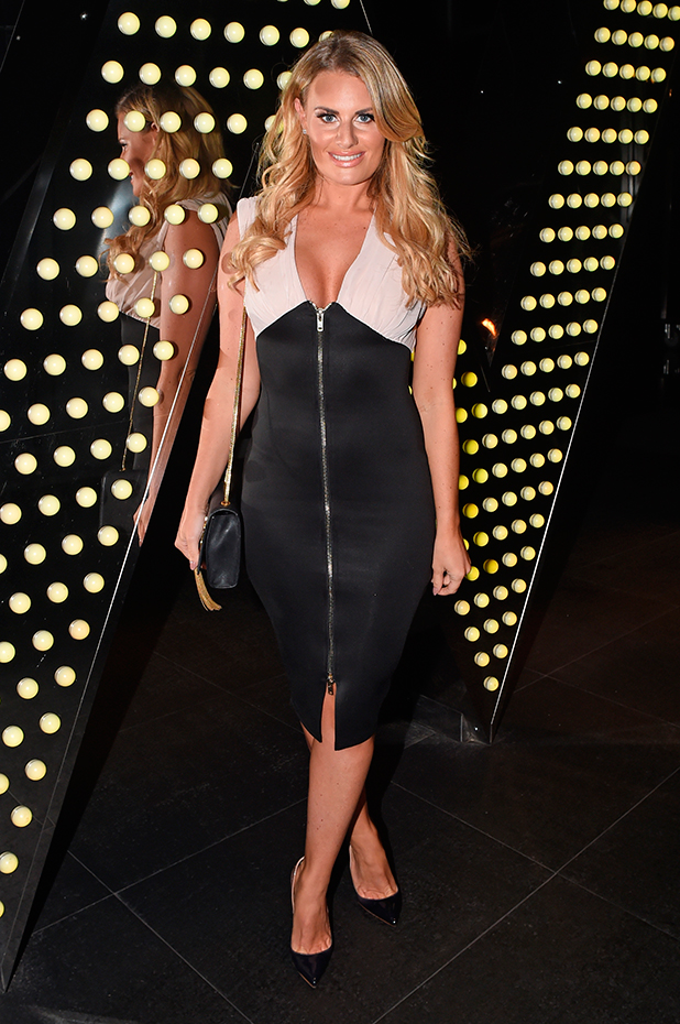 Mark Hill Hair launch event at the W London Leicester Square Danielle Armstrong