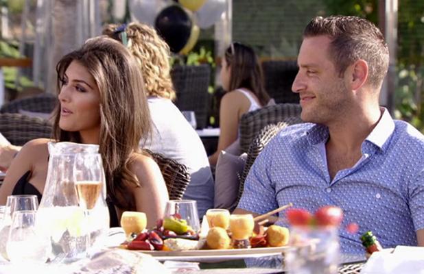 TOWIE: Elliott Wright introduces his new girlfriend Sadie Stuart