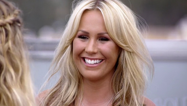 TOWIE: Kate Wright in Marbs
